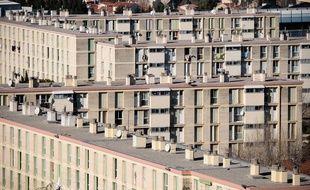Les quartiers Nord de Marseille (photo d'illustration).