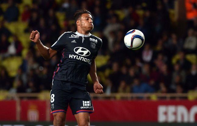 Corentin Tolisso, ici lors du match nul (1-1) à Monaco, vendredi dernier.