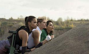 Ella Balinska, Kristen Stewart et Naomi Scott forment le nouveau trio de choc et de charme de «Charlie's Angels».
