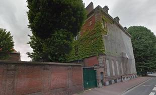 Les locaux du Cerema, rue de Bruxelles, à, Lille