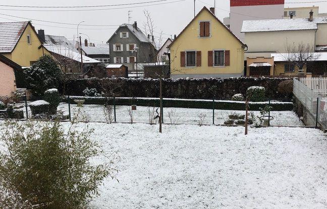 A cause de la neige, les élèves du Haut-Rhin invités à rentrer chez eux