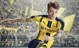 «FIFA 17», jeu vidéo et bien culturel le plus vendu en 2017 en France