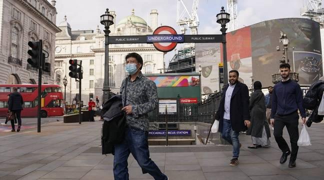 Coronavirus : Au Royaume-Uni, la propagation d'un sous-variant du Delta surveillée « de très près »