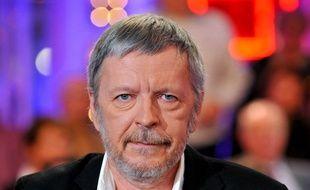 Renaud Enregistrement de Vivement Dimanche Special Jacques Perrin presente par Michel Drucker sur FR2. Paris.FRANCE.13/01/2010