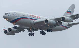 Un avion Ilyushin Il-96-300 en Russie (image d'illustration).