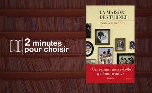 «La Maison des Turner» par Angela Flournoy chez Les Escales (21.90€, 352 p).