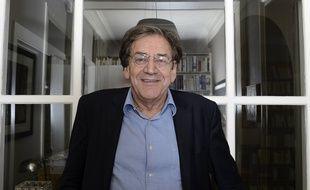Alain Finkielkraut, en octobre 2013, à Paris.