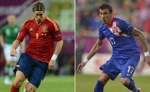 L'Espagne et la Croatie, qui s'affrontent lundi à Gdansk (20h45, 18h45 GMT) pour la 3e et dernière journée du groupe C, ont les meilleures cartes pour atteindre les quarts de l'Euro-2012 face à une Italie terrorisée à l'idée d'un arrangement entre les deux formations.