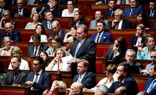 Des députés à l'Assemblée nationale