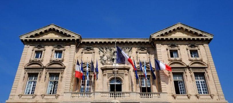 La mairie de Marseille