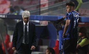 Gian Piero Gasperini est passé tout près d'un nouveau miracle avec l'Atalanta Bergame.