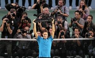 Dernier Masters 1000 de l'année, Paris-Bercy pourrait devenir le premier à partir de 2014 si l'ATP décide de déplacer le tournoi de la Toussaint au mois de février, un scénario qui tient la corde et qui a la faveur de Guy Forget, le nouveau directeur de l'épreuve.