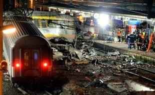 Catastrophe ferroviaire le 12 juillet 2013 à Brétigny-sur-Orge