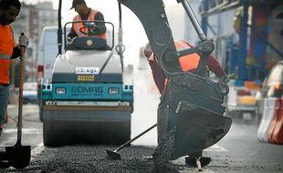 A Toulouse, le chantier du tram a limité les dégâts pour 2013.