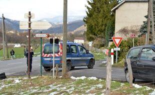 Le corps de Maëlys a été retrouvé le 14 février dans le Massif de la Chartreuse.