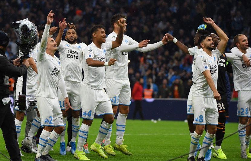 Ligue 1 : Une prime de 10.000 euros pour les Marseillais après leur victoire lors de l'Olympico