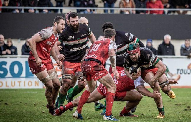 Rugby à Nantes: Le Stade Nantais rêvait de Pro D2, le voici relégué en Fédérale 3!