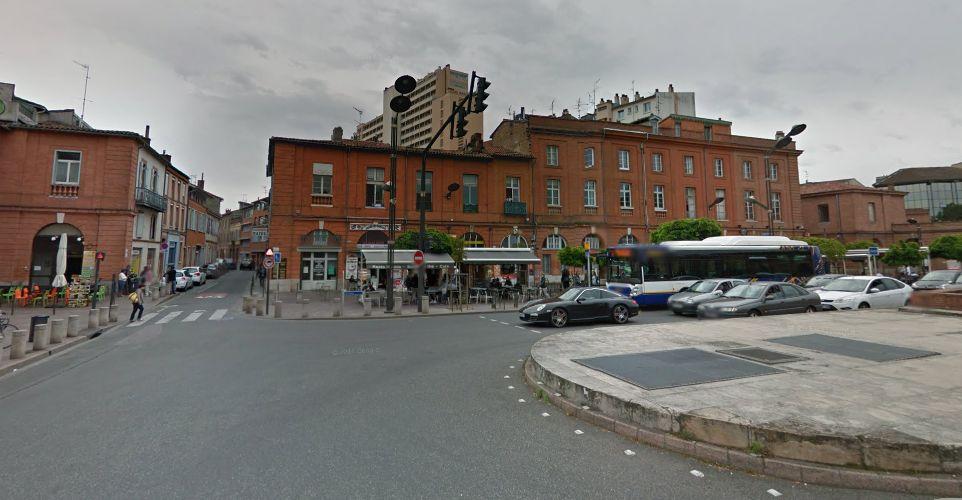 Toulouse il urine dans la rue et moleste celui qui lui avait demand d 39 arr ter - Garage saint cyprien toulouse ...