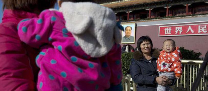 La Chine envisage d'assouplir la politique de l'enfant unique.
