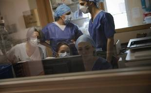 Le personnel soignant (image d'illustration).