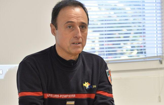 Le lieutenant-colonel Nicolas Coste est l'un des cinq pompiers français envoyé en renfort en Asutralie.