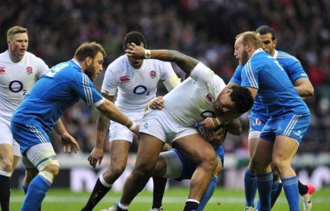 L'Angleterre, promise au Grand Chelem, a poursuivi sa route dimanche en battant avec peine l'Italie, mais un obstacle de taille se dresse désormais devant elle: le pays de Galles, également encore en course pour la victoire finale.