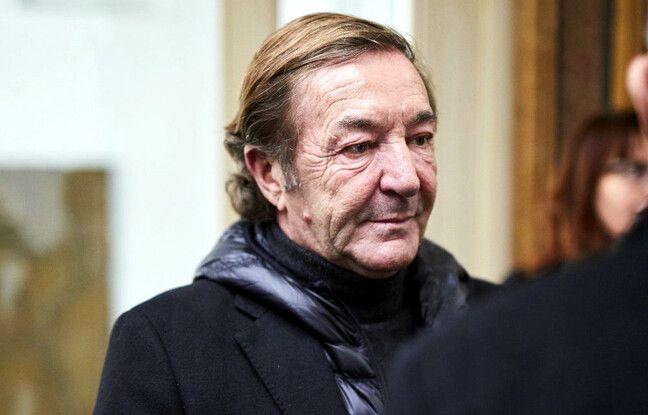 L'ancien patron de l'agence de mannequins Elite Europe, Gérald Marie, en janvier 2019.