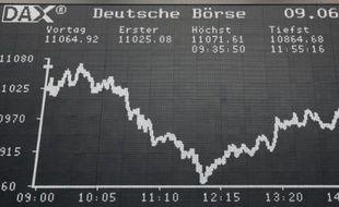 L'économie allemande commence à montrer des signes de faiblesse