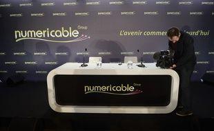 Les deux opérateurs Numericable et SFR ont reçu une amende de 375.000 euros chacun (photo d'illustration).