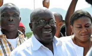"""Le principal parti d'opposition au Ghana a dénoncé dimanche un """"système de fraudes"""" lors de l'élection présidentielle de vendredi dernier et dit avoir la preuve que son candidat Nana Akufo-Addo a remporté le scrutin."""