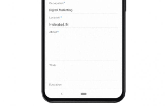 Google permet désormais de se créer une fiche d'identité sur son moteur de recherche