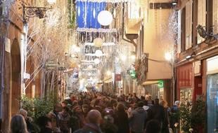 Comme en 2015, malgré un contexte sécuritaire fort, le marché de Noël de Strasbourg aura néanmoins toujours lieu.