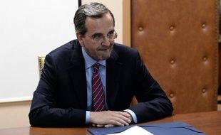 Le Premier ministre grec Antonis Samaras lance cette semaine une bataille diplomatique pour assouplir, en gagnant du temps, le carcan de rigueur imposé par l'UE et le FMI à la Grèce.