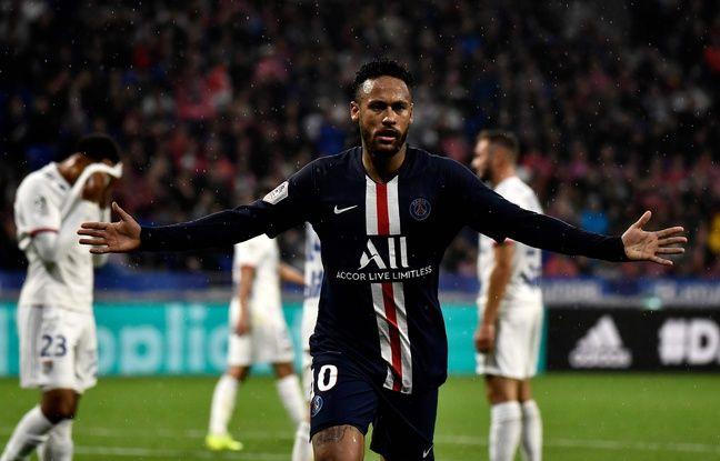 OL-PSG: Tellement au-dessus, Paris largue déjà Lyon en Ligue 1 grâce à un éclair de Neymar