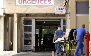 Le nombre de patients Covid hospitalisés est toujours en hausse en France. (Illustration