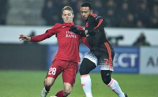 Manchester United s'est fait rouler dessus par Midtjylland, en 16e aller de Ligue Europa.