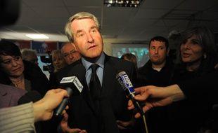 Philippe Richert, candidat Les Républicains en Alsace-Champagne-Ardenne-Lorraine (Archives)