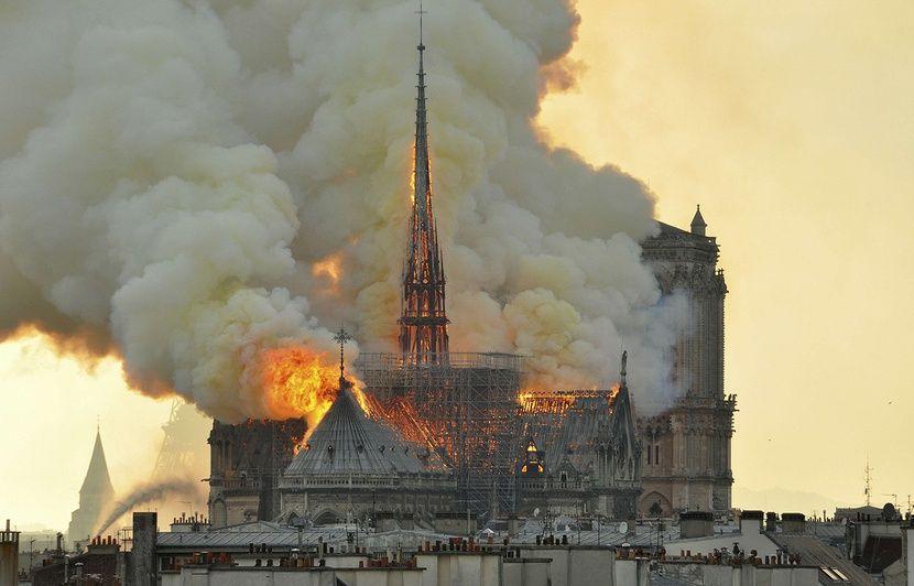VIDEO. Incendie à Notre-Dame-de-Paris: La ville de Lyon renonce à donner 200.000 euros d'aide promis