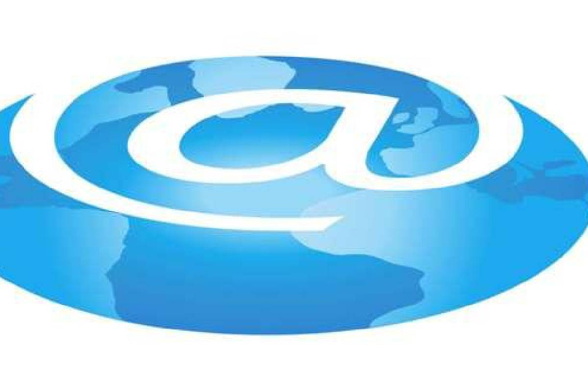 Le signe arrobase utilisé dans les adresses électroniques.  – PureStock/SIPA