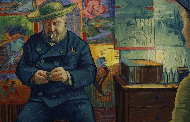La passion Van Gogh de Dorota Kobiela et Hugh Welchman