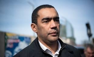 Le député LREM Saïd Ahamada à Marseille