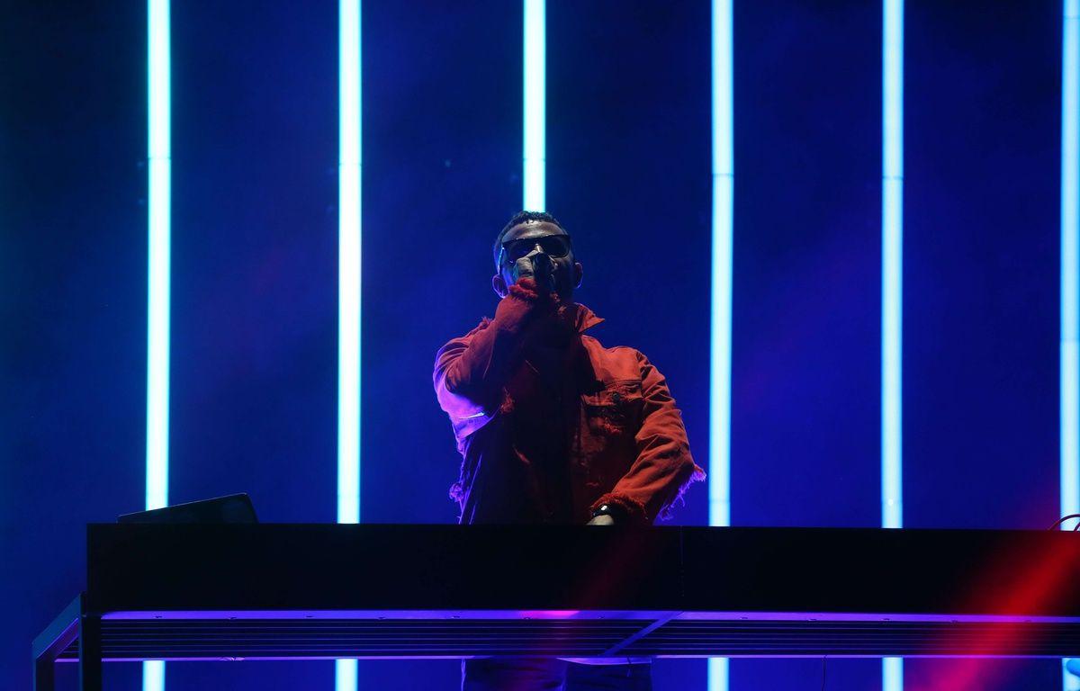 DJ Snake à Coachella.  – MWD / WENN.COM