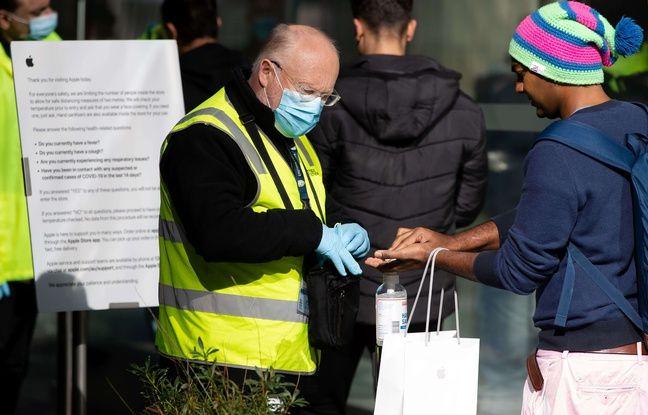 Coronavirus: L'Australie enregistre un nouveau record quotidien des contaminations