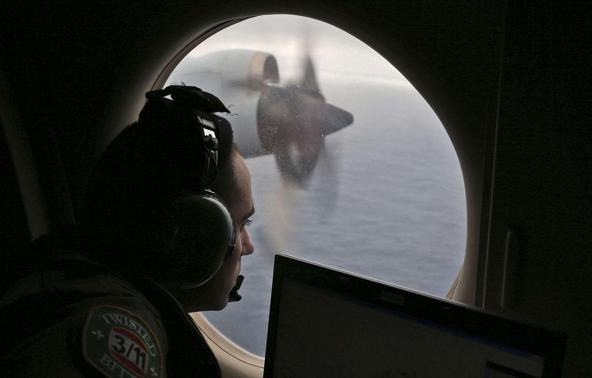Illustration: recherches en cours pour retrouver le MH370. –  Rob Griffith/AP/SIPA