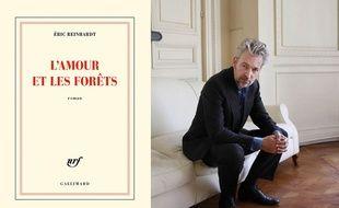Eric Reinhardt publie L'amour et les forêts (Gallimard, 21 août 2014)