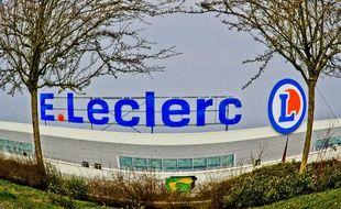 Un magasin Leclerc