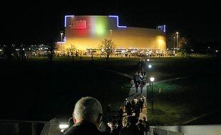 Conforté par plusieurs gros spectacles en 2013, le Zénith de Nantes reste à la seconde place des Zenith de province.
