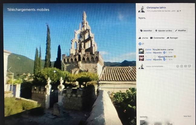 On peut instantanément naviguer dans les photos à 360° sur Facebook.