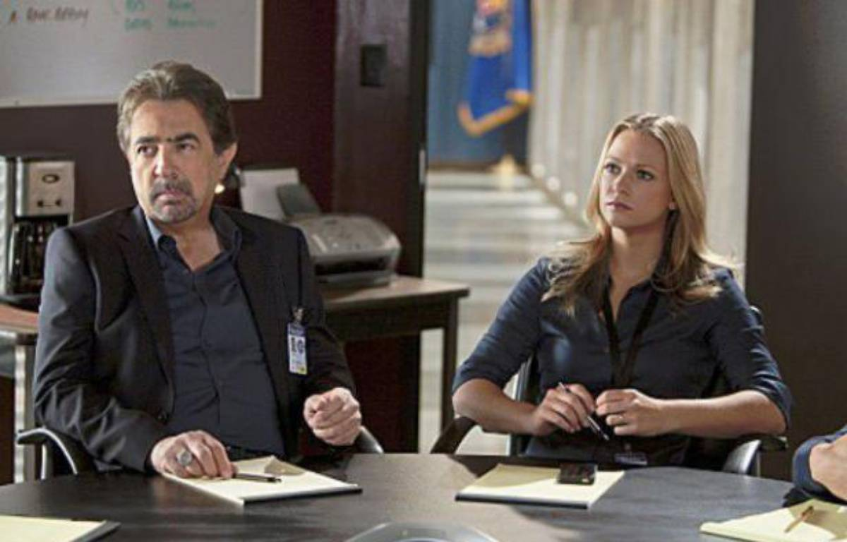 Joe Mantegna et Andrea Joy Cook d'«Esprits criminels»   – CBS Paramount Network Television