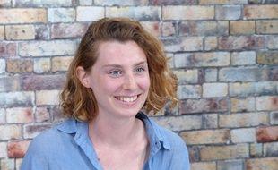 Claire Le Men, 28 ans, publie sa première BD où elle retrace dans un récit romancé son premier stage en tant qu'interne en psychiatrie.